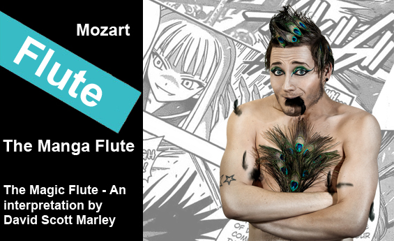 The Manga Flute