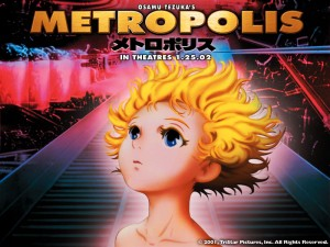 Metropolis anime
