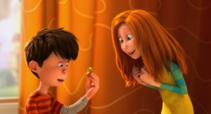 Boy and Girl from The Lorax